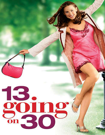 13 Going on 30 2004 Hindi Dual Audio BRRip Full Movie 300mb Download