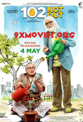 102 Not Out 2018 Hindi 720p HDRip 750mb