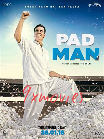 Padman 2018 Hindi DVD Movie Download