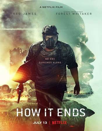 How It Ends 2018 English 300MB WEBRip 480p MSubs
