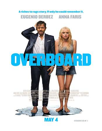 Overboard 2018 English 300MB Web-DL 480p ESubs