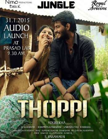 Thoppi 2015 Dual Audio UNCUT 350MB HDRip Hindi Download