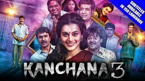 Kanchana 3 2018 Hindi Dubbed 720p HDRip x264