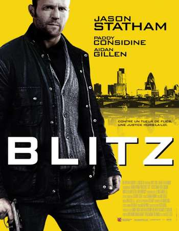Blitz 2011 Hindi Dual Audio 450MB BluRay 720p ESubs HEVC