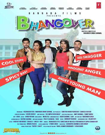 Journey Of Bhangover 2018 Hindi 300MB DTHRip 480p