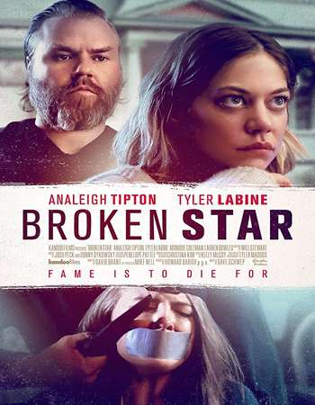 Broken Star 2018 English 720p Web-DL 700MB