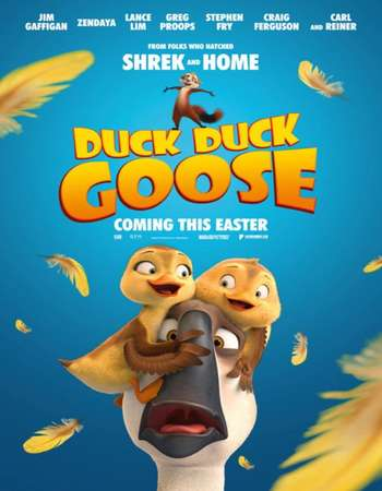 Duck Duck Goose 2018 English 720p WEBRip 700MB MSubs