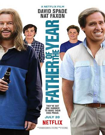 Father of the Year 2018 English 300MB WEBRip 480p MSubs