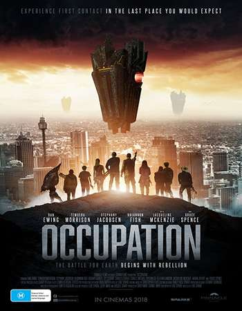 Occupation 2018 English 720p Web-DL 950MB ESubs