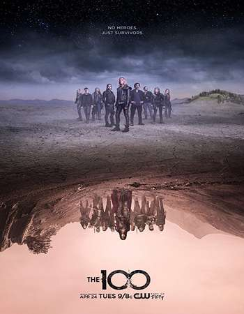 The 100 S01 Complete Dual Audio 720p BRRip [Hindi – English]