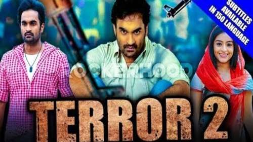 Terror 2 2018 Hindi Dubbed 300MB HDRip 480p
