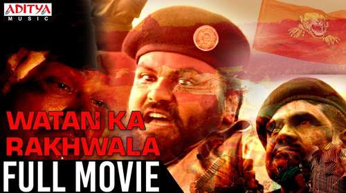 Watan Ka Rakhwala 2018 Hindi Dubbed Full Movie 300mb Download