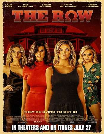 The Row 2018 English 720p Web-DL 650MB ESubs