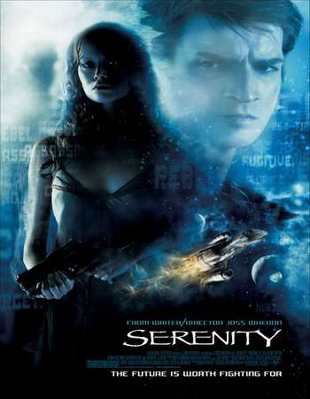 Serenity 2005 Hindi Dual Audio 600MB BluRay 720p ESubs HEVC