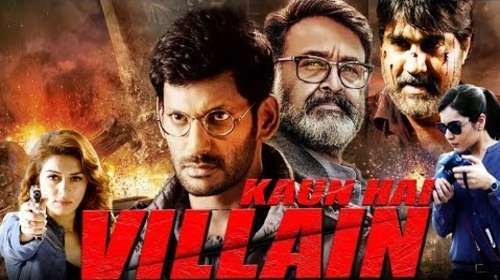Kaun Hai Villain 2018 Hindi Dubbed Full Movie 300mb Download