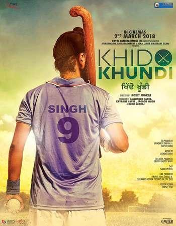 Khido Khundi 2018 Punjabi 720p HDRip x264