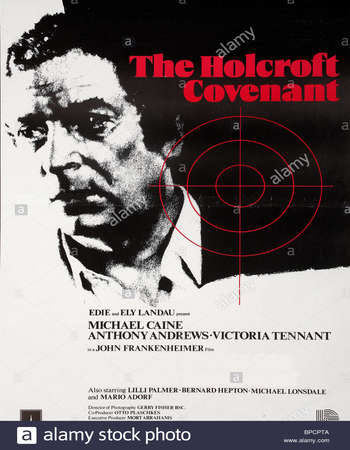 The Holcroft Covenant 1985 Hindi Dual Audio BRRip Full Movie Download