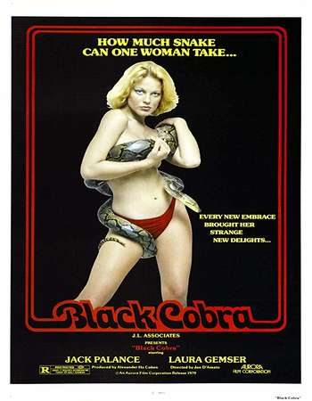 Black Cobra Woman 1976 Hindi Dual Audio BRRip Full Movie 300mb Download