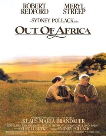 Out of Africa 1985 Hindi Dual Audio BRRip Full Movie 300mb Download