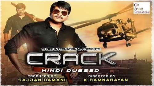 Crack 2017 Hindi Dubbed 720p HDRip x264