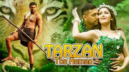 Tarzan The He Man 2018 Hindi Dubbed 720p HDRip x264