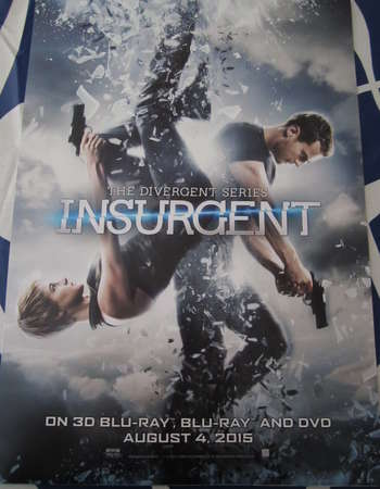 Insurgent 2015 Hindi Dual Audio 550MB BluRay 720p ESubs HEVC