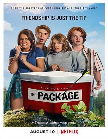The Package 2018 English 720p WEBRip 750MB MSubs