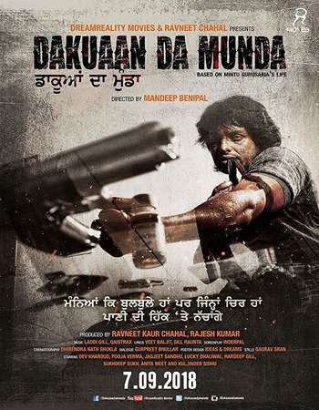 Dakuaan Da Munda 2018 Full Punjabi Movie 720p HEVC Download