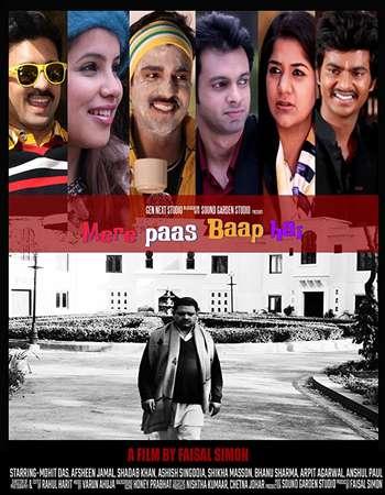 Mere Paas Baap Hai 2018 Hindi 720p HDRip x264
