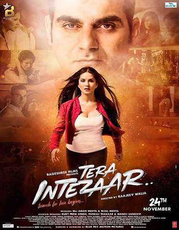 Tera Intezaar 2017 Hindi 500MB HDRip 720p ESubs HEVC