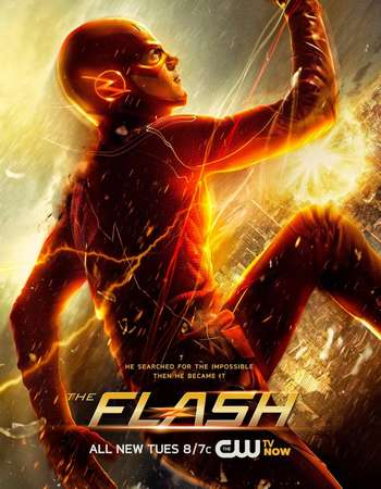 The Flash S01 Complete Hindi Dual Audio 720p BRRip