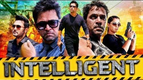Intelligent 2018 Hindi Dubbed 300MB HDRip 480p
