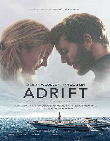 Adrift 2018 Hindi Dual Audio 500MB BluRay 720p ESubs HEVC