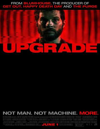 Upgrade 2018 English 300MB Web-DL 480p