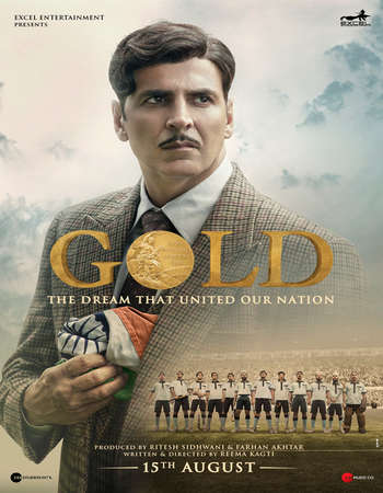Gold 2018 Hindi 700MB Pre-DVDRip x264