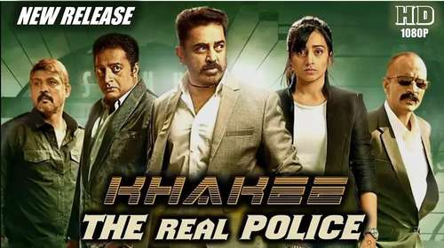 Khakee The Real Police 2018 Hindi Dubbed 300MB HDRip 480p