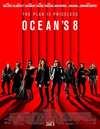 Oceans Eight 2018 Full English 720p Hollywood Movie Download