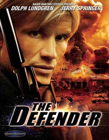 The Defender 2004 Hindi Dual Audio BRRip Full Movie 300mb Download