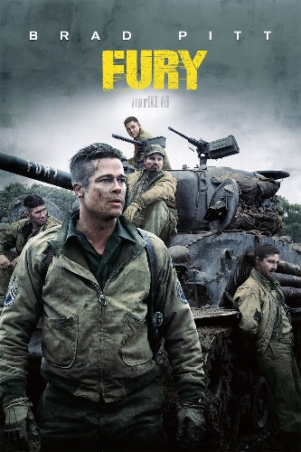 Fury 2014 Dual Audio [Hindi – English] 720p 1.3GB BluRay DD 5.1