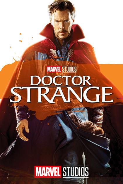 Doctor Strange 2016 Dual Audio Hindi BluRay Full Movie Download HD