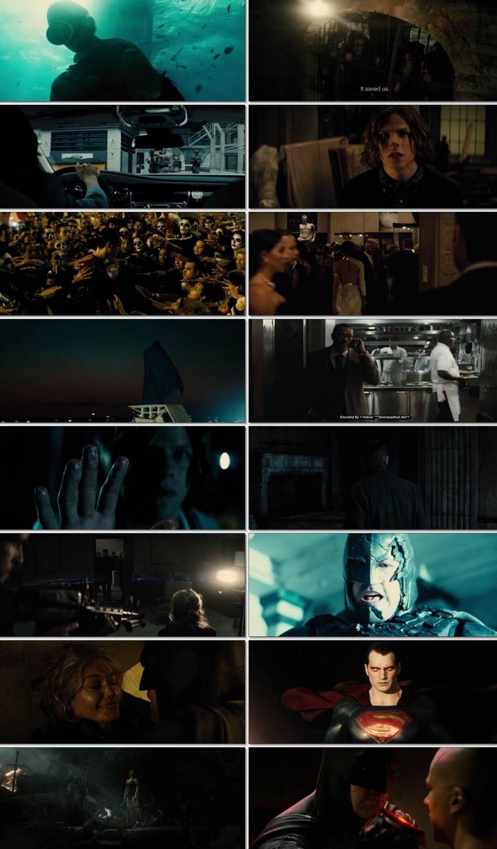 Batman v Superman Dawn of Justice 2016 Dual Audio Hindi BluRay Full Movie Download HD