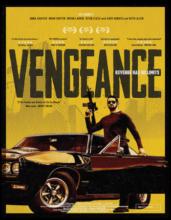 I Am Vengeance 2018 Full English Movie 480p Download