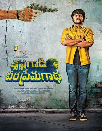 Krishna Gaadi Veera Prema Gaadha 2016 UNCUT Hindi Dual Audio HDRip Full Movie 720p HEVC Download