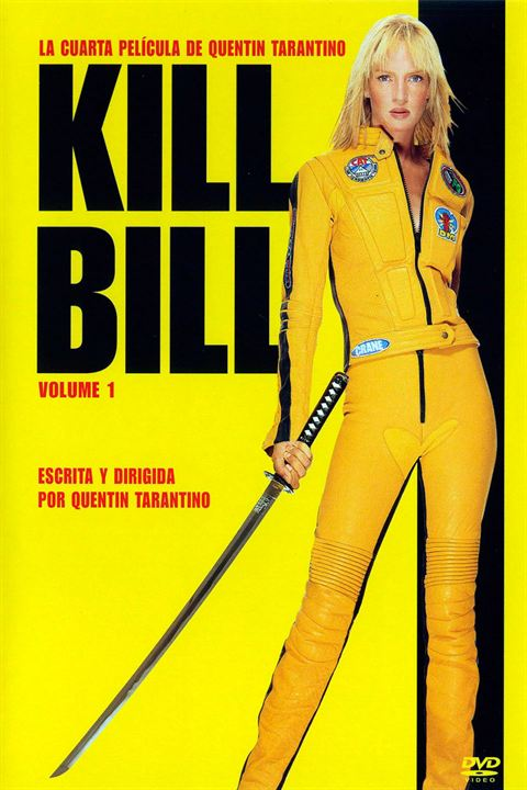 Kill Bill: Vol. 1 2003 Dual Audio [Hindi – English] 720p 900MB BRRip