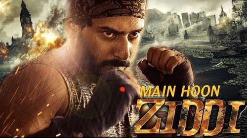 Main Hoon Ziddi 2018 Hindi Dubbed Full Movie 300mb Download