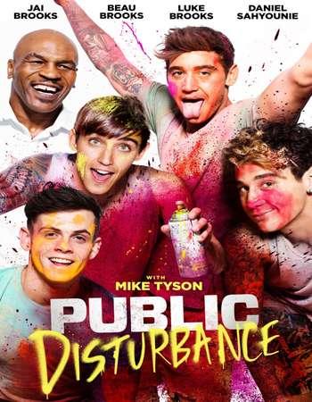 Public Disturbance 2018 Full English Movie 480p Download