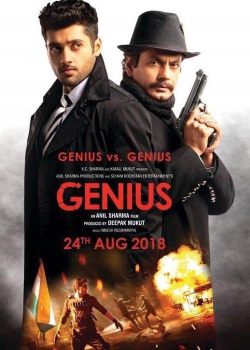 Genius 2018 Hindi 720p 700MB Pre-DVDRip x264