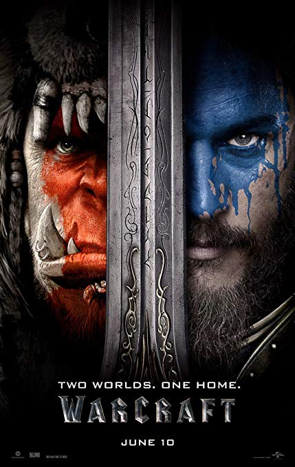Warcraft The Beginning 2016 Dual Audio Hindi BluRay Full Movie Download HD