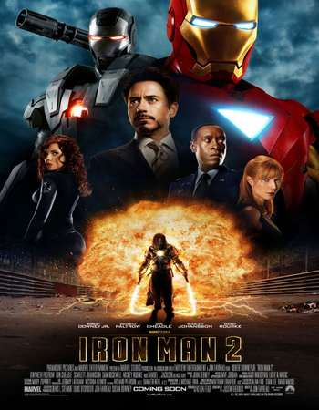 Iron Man 2 2010 Hindi Dual Audio BRRip Full Movie Download