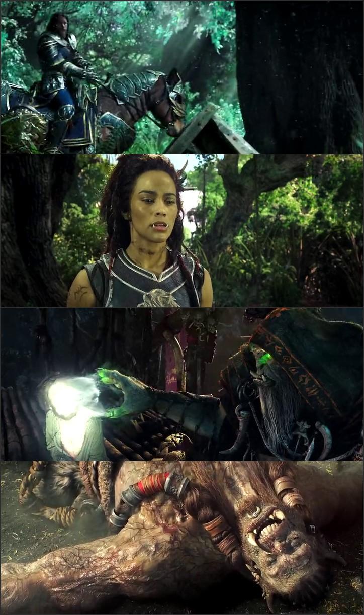 Warcraft The Beginning 2016 Dual Audio Hindi BluRay Full Movie Download HD